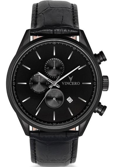 Reloj Vincero Luxury Negro Hombre Bla-bla-s11