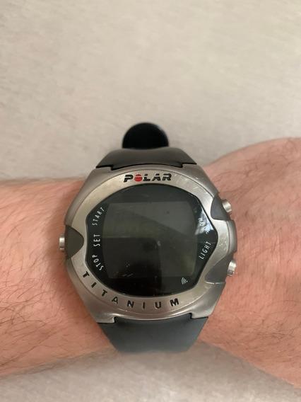 Relógio Polar Titanium M71