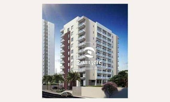 Apartamento À Venda, 36 M² Por R$ 320.000,00 - Santa Paula - São Caetano Do Sul/sp - Ap12566