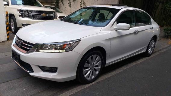 Honda Accord 2015 4p Exl Sedn V6/3.5 Aut