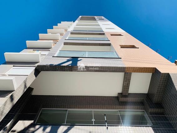 Apto Novo Com 01 Dormitório Elevador Garagem - Ed Tiradentes - 260311