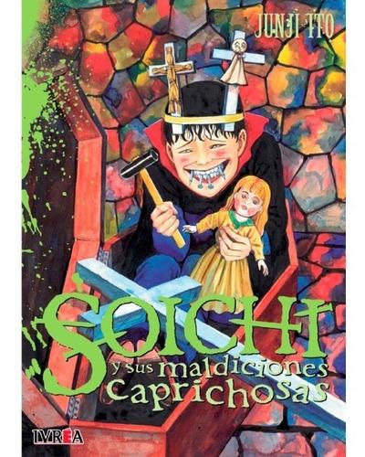 Imagen 1 de 4 de Manga - Soichi Y Sus Maldiciones Caprichosas - Xion Store