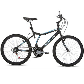 Bicicleta Houston Atlantis Land At241q Aro 24 21 Marchas