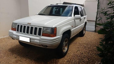 Jeep Grand Cherokee 5.2 Limited 5p 1998