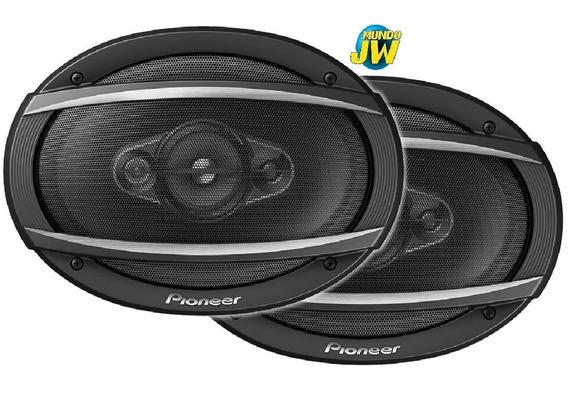 Parlantes Pioneer 6990 700w 6x9 5 Vias 120rms Reemplaza 6996