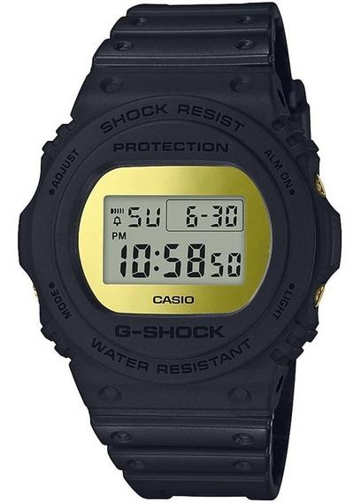 Relógio Masculino Casio G-shock Dw-5700bbmb-1dr - Preto