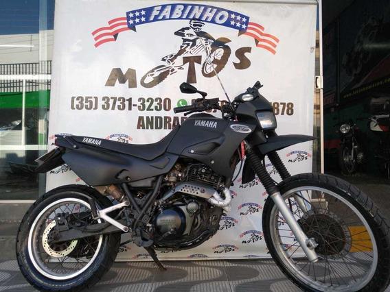 Yamaha Xt 600e Preta 2002 Customizada Raridade!!!