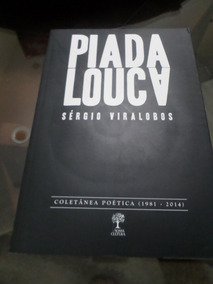 Livro Piada Louca Sergio Viralobos Cd Beijo Aa Força Maxixe