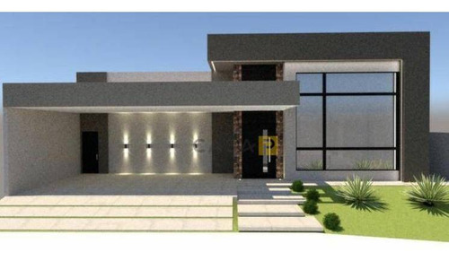 Casa Com 3 Dormitórios À Venda, 247 M² Por R$ 1.800.000,00 - Loteamento Residencial Jardim Villagio - Americana/sp - Ca0545