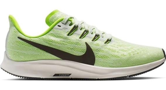 Tenis De Competencia Nike Air Zoom Pegasus 36 Correr Gym H