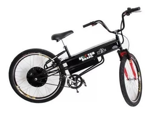 Kit 4 Bateria Bicicleta Elétrica 12v 9ah Ciclo Profundo