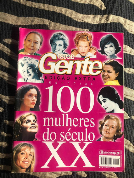 Istoé Gente Sônia Braga Xuxa Elis Marilyn Diana Fernanda M