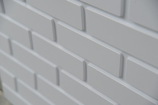 Placa 3d Pvc Decorativa Auto Adesiva Brick