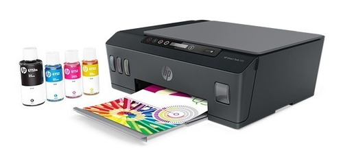 Impresora Hp 500 + Sistema Original + 2años Garantia