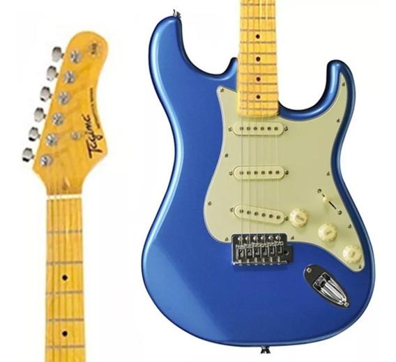 Guitarra Tagima + Pedaleira+ Cabos + Capa