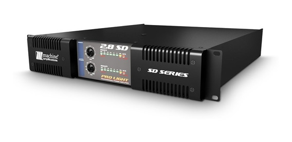 Amplificador Machine 2.8 Sd