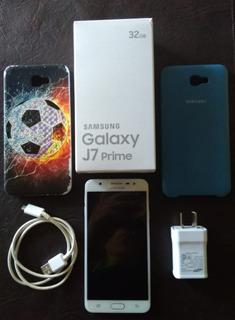 Celular J7prime2 (32gb De Almacenamiento Y 3gb Ram)
