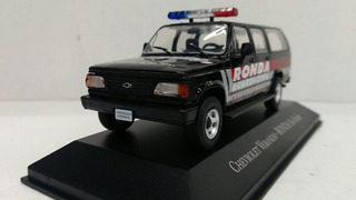 Miniatura Veraneio Ronda Guarda Civil São Paulo
