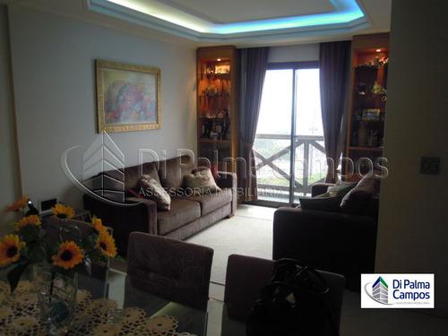 Apartamento Com 3 Dormitórios E 2 Vagas Na Região Da Saúde - Dp2699