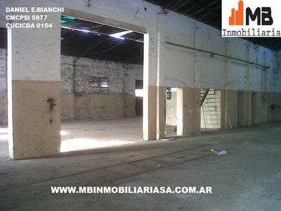 Ciudad De Tandil, Alquiler Galpón De 200 M2, Opcion Venta
