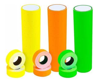 Adhesivos Para Precios X 10 Rollos