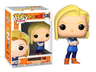 Funko Pop! Android 18 #530 Dragon Ball Z Animation