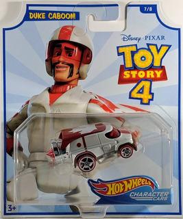 Hot Wheels Toy Story 4 Duke Caboom Mattel Disney Pixar
