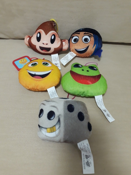 Pelúcia Emoji Happy Mcdonald 2017