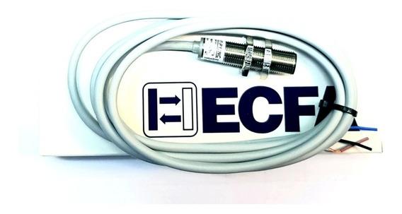 Ecfa Sensor Inductivo M12 Nc Ht-p12nc
