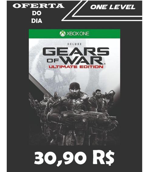 Gears Of War: Ultimate Edition Xbox One Código (25 Digitos)