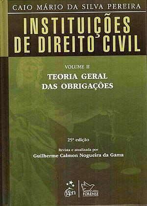 Instituições De Direito Civil Vol. Ii - 25ª Edição