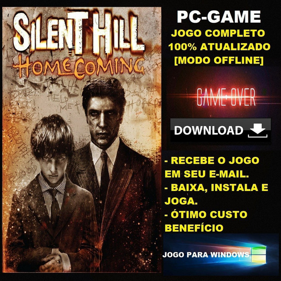 Silent Hill Homecoming - Pc - Digital
