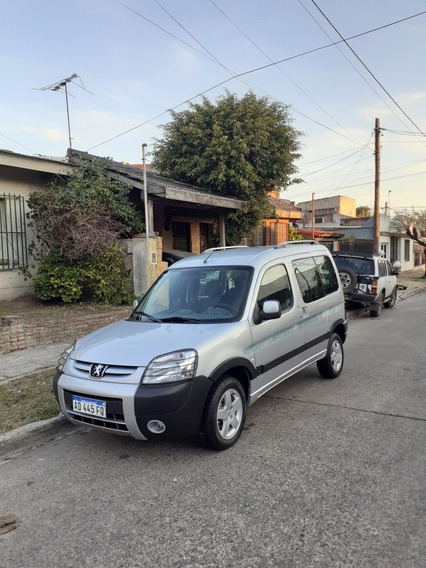 Peugeot Partner Patagónica 1.6 Hdi Vtc Plus 92 2019