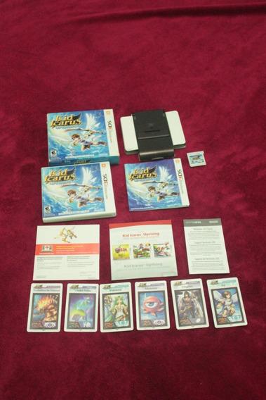 Kid Icarus Uprising Completo 100% Original Nintendo 3ds N3ds