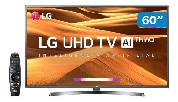 Smart Tv 60 Lg 60um7270psa Uhd 4k Inteligência Artificial
