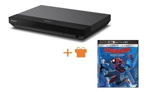 Sony Reproductor Blu-ray 4k Uhd Con High-res Audio Ubp-x700