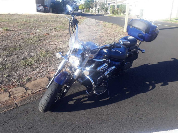 Yamaha Xvs Midnight Star 950 2011