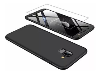 Funda Samsung 360 Protege El 100% + Vidrio Templado O Nano