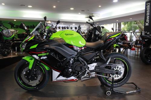 Imagen 1 de 15 de Kawasaki Ninja 650 2021- Krt Abs Tablero Tft Y Conectividad