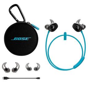 Fone De Ouvido Bose Soundsport Wireless Aqua