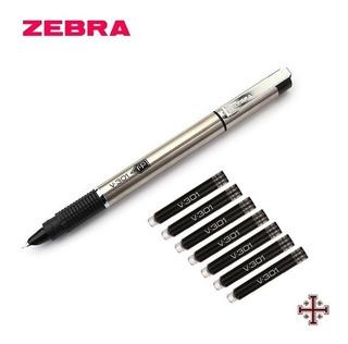 desechable Elegir Color Zebra Fuente estilográfica