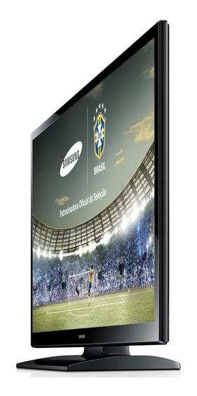 Tv 43 Plasma Ed Samsung Pl43f4000 Com Função Futebol, 600hz