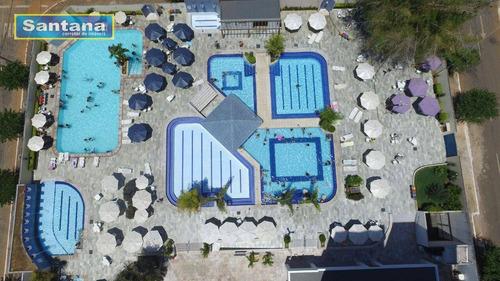 Imagem 1 de 30 de Apartamento Com 1 Dormitório À Venda, 44 M² Por R$ 100.000,00 - Do Turista - Caldas Novas/go - Ap0712