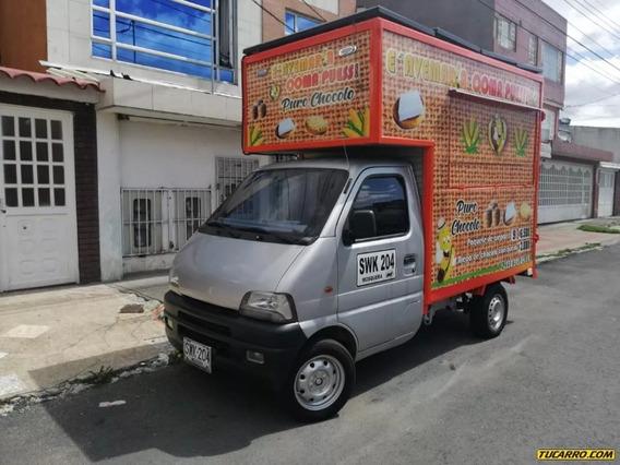Food Trucks Chana Star Furgon Bb1, Mod 2007