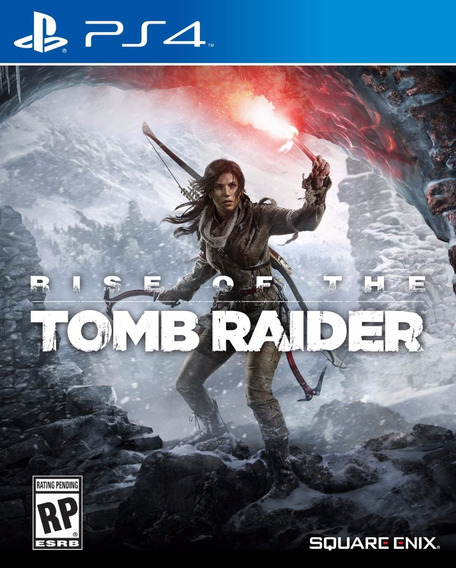 Rise Of The Tomb Raider Ps4 Pré Venda