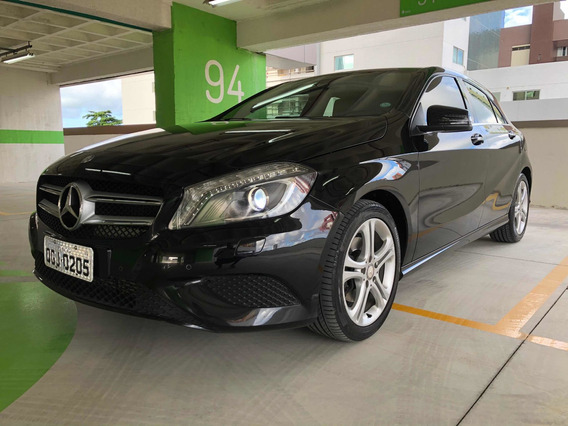 Mercedes-benz Classe A 1.6 Turbo Flex 5p 2015