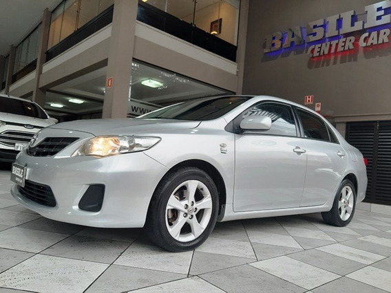 Toyota Corolla 1.8 Gli 16v Flex Aut. 2012