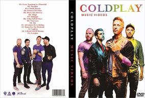 Dvd Coldplay - Music Videos