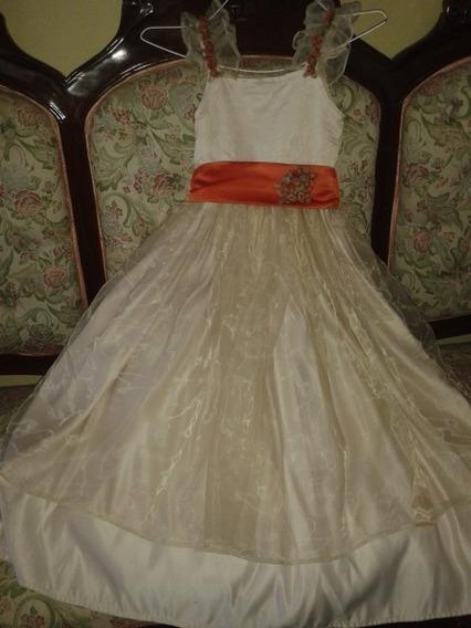 Vestido De Fiesta Talla 10