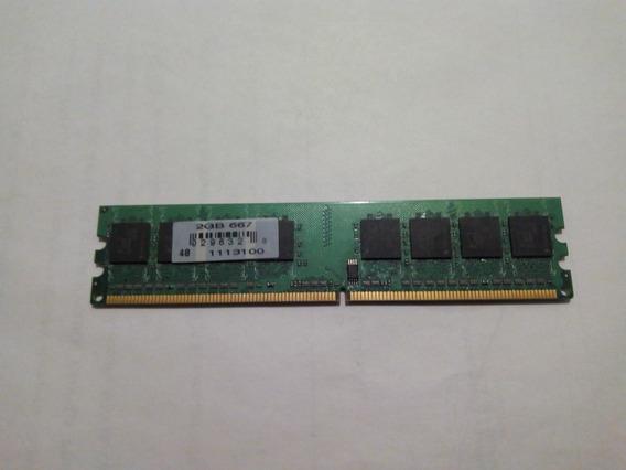 Memoria Ram Ddr2 2gb 667